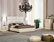 Light Walnut Veneer Bedroom NJ 897