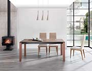 Ceramic Top Extendable Dining Table EF Hierro