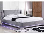 Gray Fabric Bed AE 56