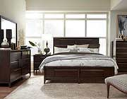 Contemporary Bed MN Geometric