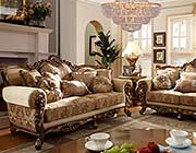 Classic Design Sofa Set HD 605