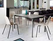 Energy Obsidian Dining Table by Domitalia