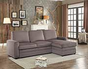 Sectional Sofa Bed w/Storage HE211