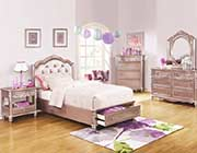 Upholstered Bed CO 890