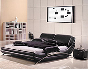 Modern Leather Bedroom AE82