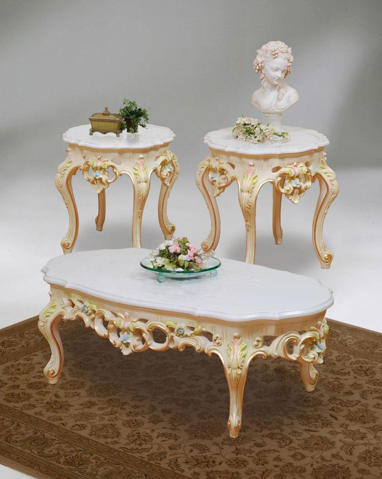 Genial Baroque Coffee Table 04