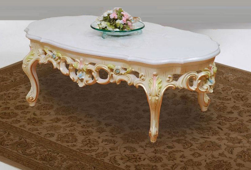 Baroque Coffee Table 04 Baroque Coffee Tables