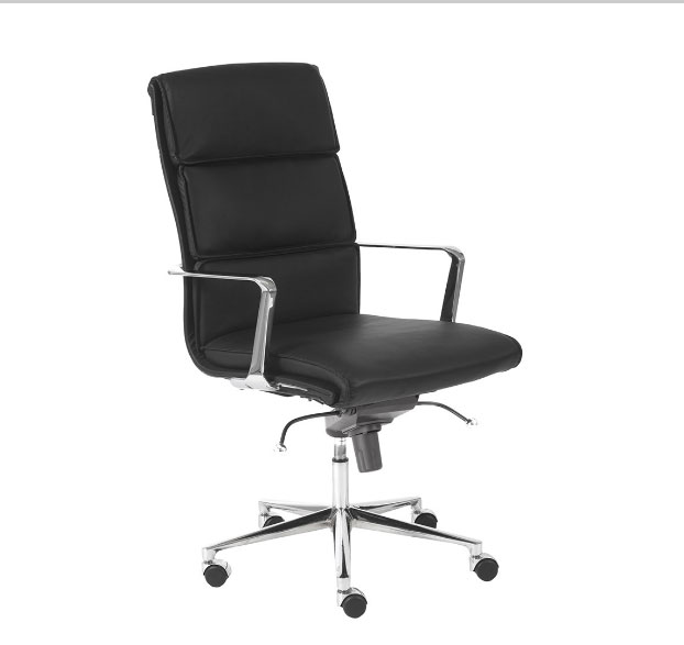 Lee Black Office Chair Office Chairs