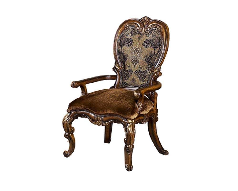 Bt 296 Italian Traditional Dining Arm Chair Benetti S
