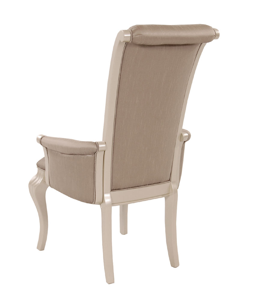 Hollywood Swank Arm Chair By AICO Aico Dining Room Furniture