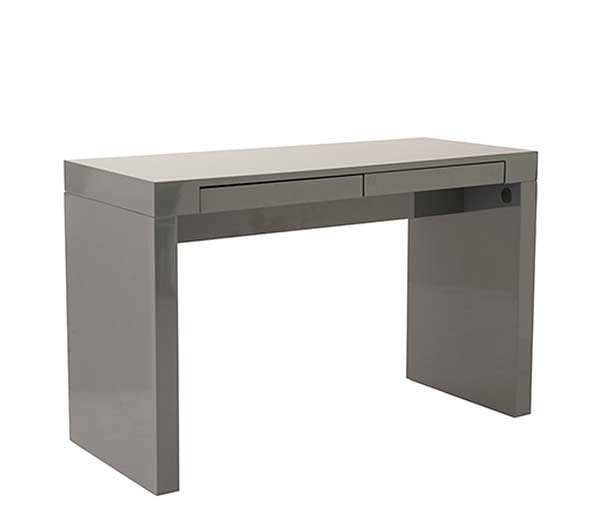 high gloss office furniture. Modern High Gloss Lacquer Office Desk EStyle 25 In White Furniture D