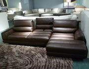Olympia Sectional sofa by Moroni