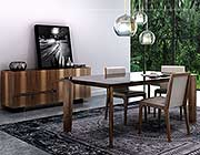 Magnolia Lacquered Glass Table 5088V UP line by Huppe