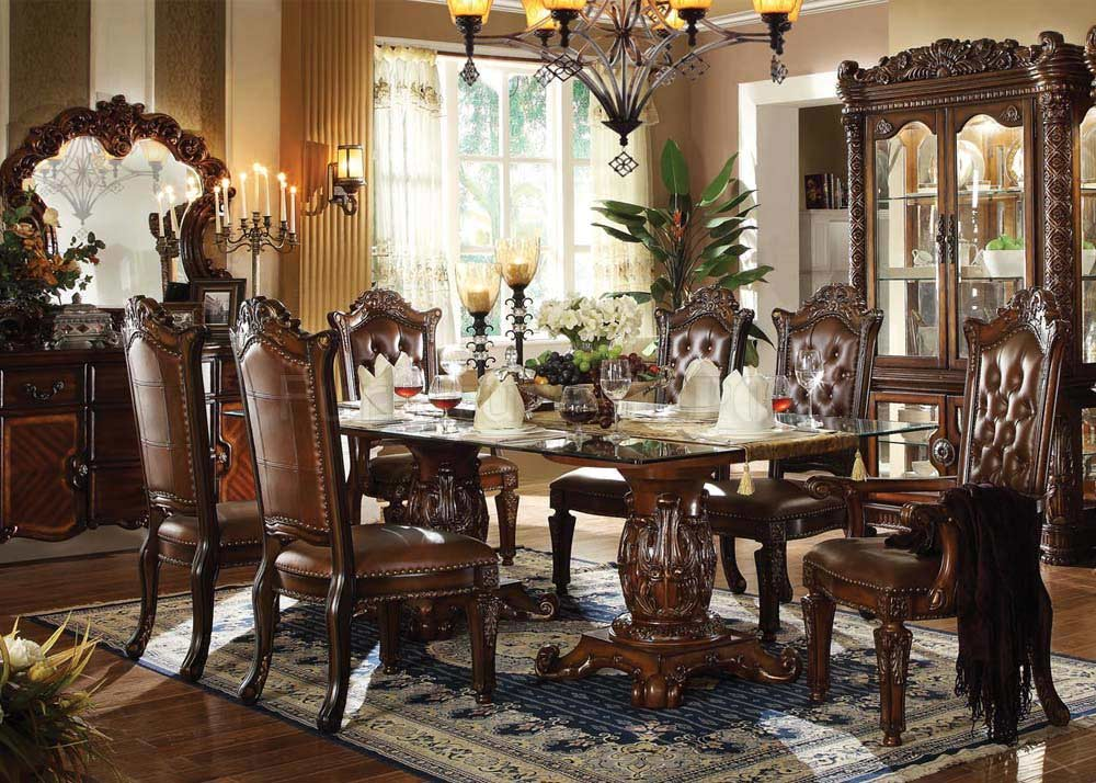 Traditional Dining Table Allesia Ac 205 Classic Dining