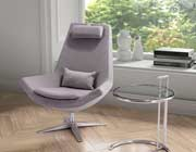 Modern Light Gray Chair Z506