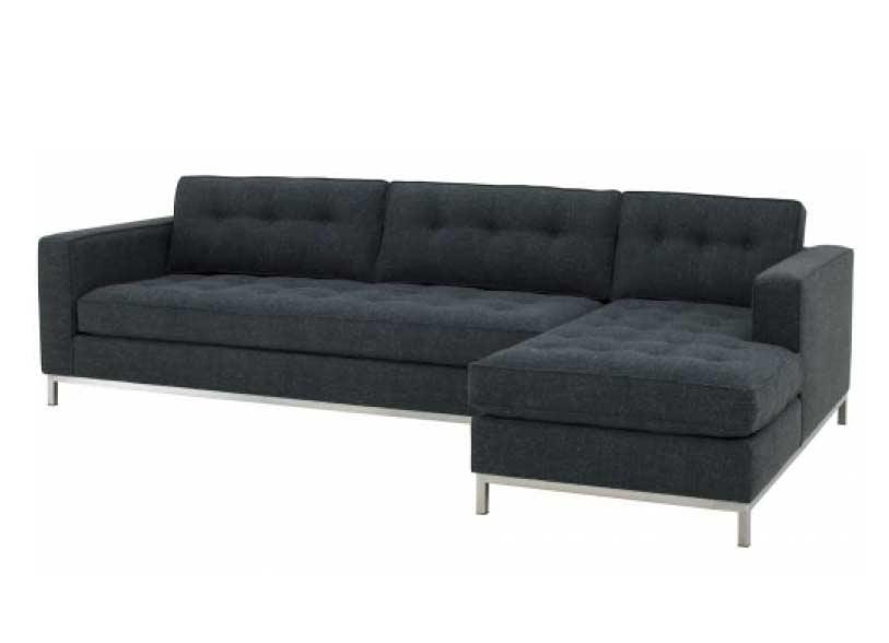 Modern Custom Sectional Avelle 190 Custom Sofas