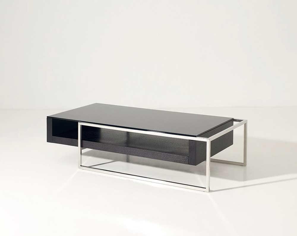 Contemporary Oak Coffee Table Vg97 Contemporary