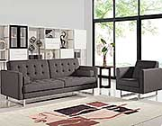 Fabric Sofa Sleeper DS095