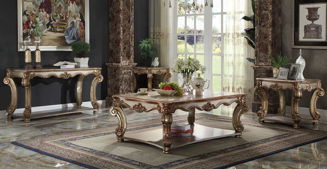 Traditional Console Table AC Marquise ...