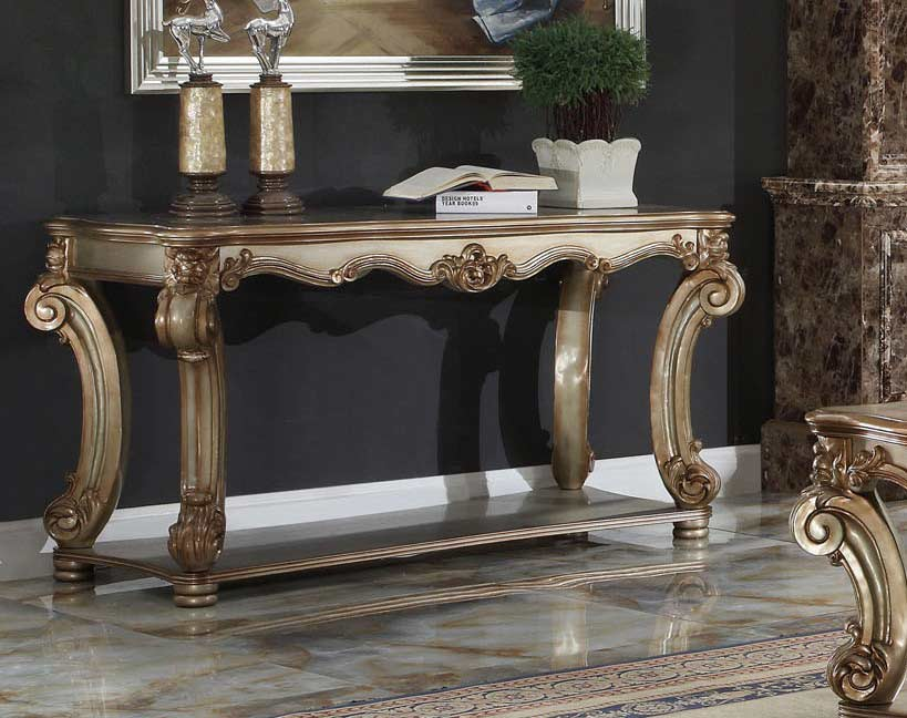 Etonnant Traditional Console Table AC Marquise