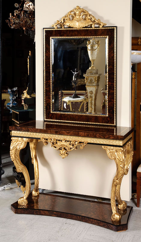 Traditional Console Table Valentine Classic Console Tables