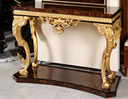 Merveilleux Traditional Console Table Valentine