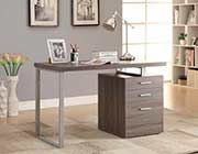 Grey Modern Desk CO 520