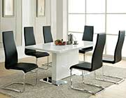 Modern Dining table white CO310