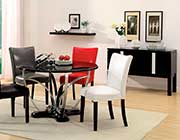 Modern Black Dining table FA177