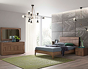 Modern Bed EF Wind