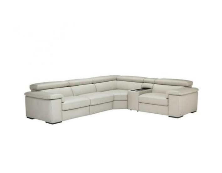 Raffaele Sectional Sofa by Natuzzi Natuzzi Sofa Sectionals