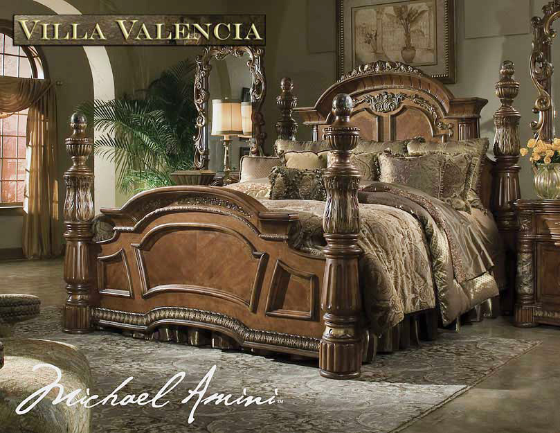 Villa Valencia Bedroom by Aico | Aico Bedroom Furniture
