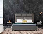 Platform Bed with with nightstands AE75
