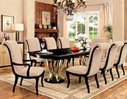 Transitional Dining table FA