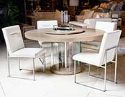 Laguna Ridge Round Dining table by AICO