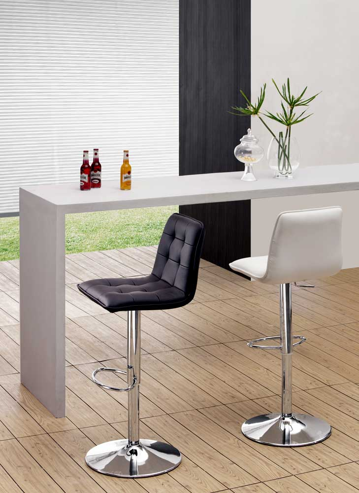 Stylish Shape Barstool Z 350 Bar Stools