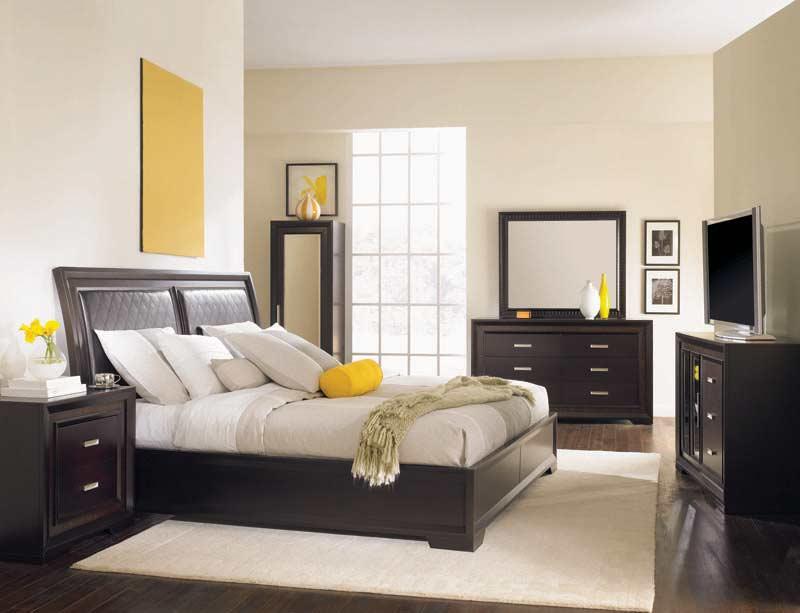 NJ Brent Bedroom Collection Modern Bedroom Furniture