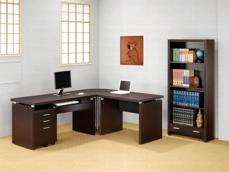 Work Desks For Office Co P4912 L Shaped Desk Computer Station