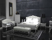 Adajio bed Glamour style