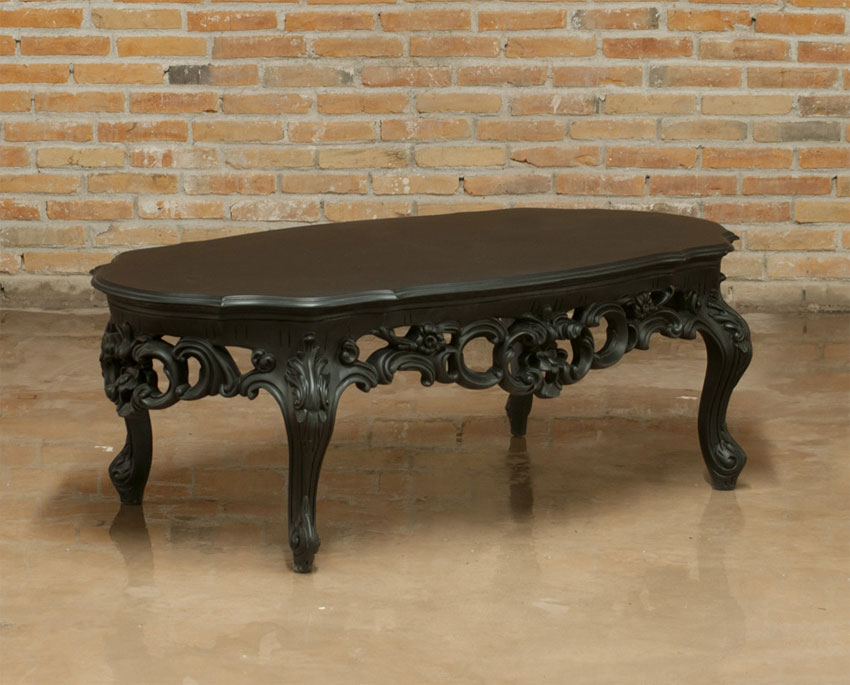 Coffee table provincial glamour 645 accent seating for 108 table seats how many
