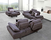 Modern Fabric Sofa Set EF 174