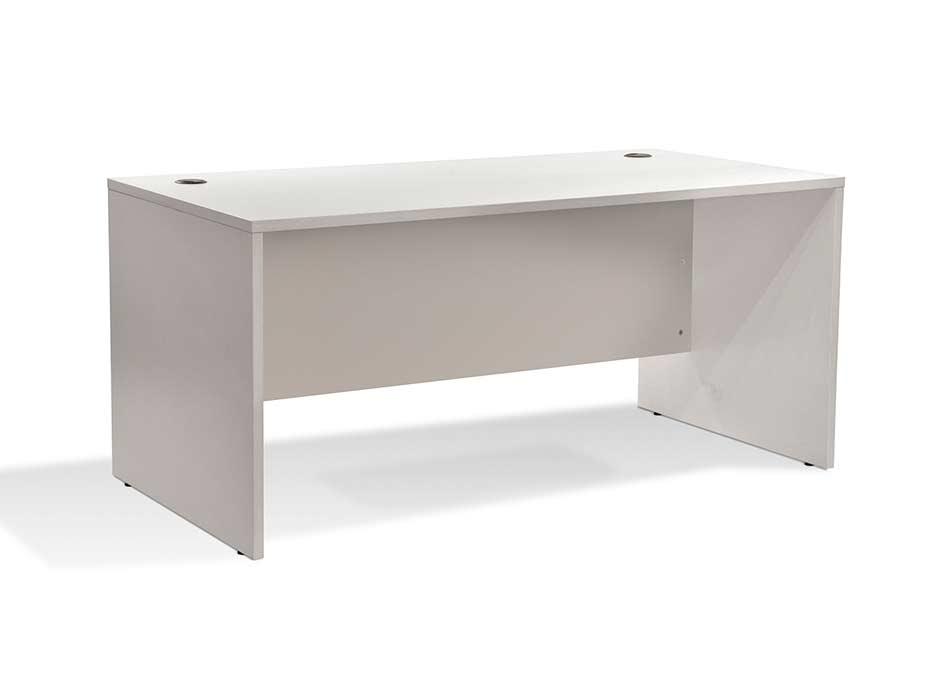 Unique Furniture 100 Collection Walnut Desk 14723 Desks