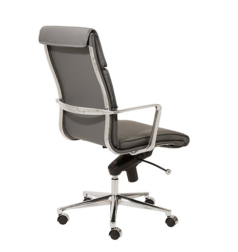 Lee Grey fice Chair