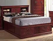 Storage Traditional Bed CO 439