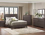 Keila Contemporary Bed HE 806