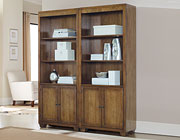 Darden Bunching Bookcase by Hooker Furniture
