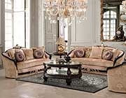Traditional Luxury Sofa set HD631