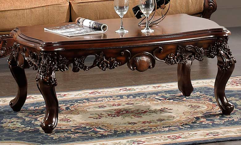 Classic Wood Coffee Table Hd3011 Classic