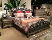 Luxurious Classic Bed Chanler