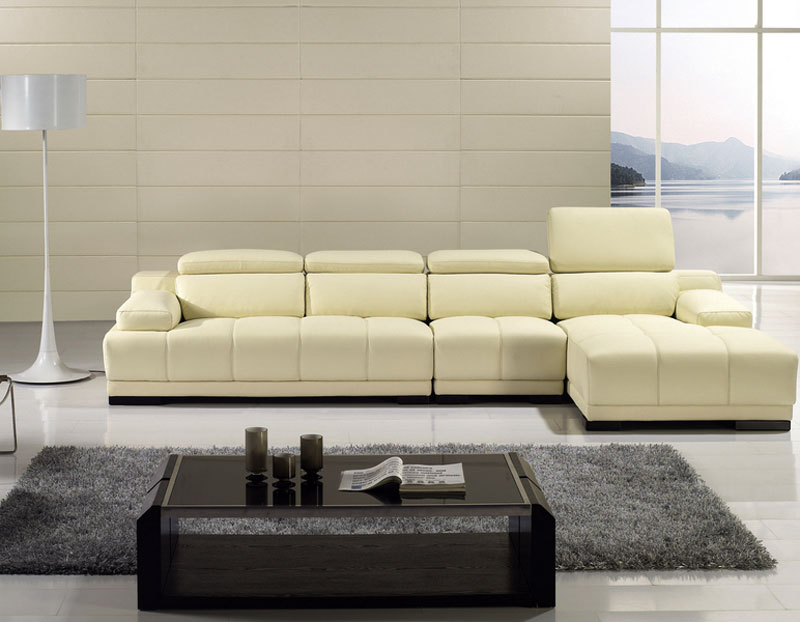 Fremont Sectional Sofa Ae328 Leather Sectionals